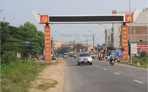 Dự án Mỹ Hưng Thanh Oai Hà Nội
